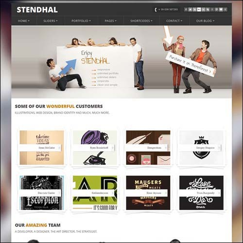 stendhal-free-and-clean-wordpress-portfolio-theme