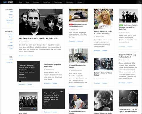wallpress-free-wordpress-theme