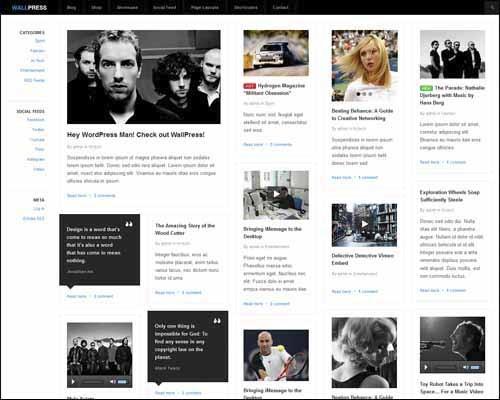 wallpress-free-wordpress-theme