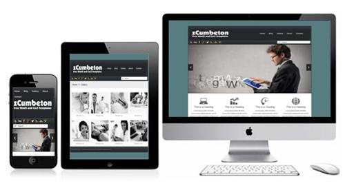zCumbeton-free-responsive-html5-templates